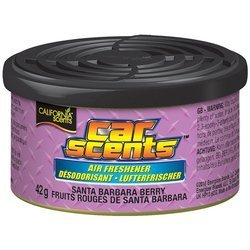 california scents car puszka santa barbara berry