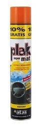 Atas Plak spray Mat POMARAŃCZA preparat do czyszczenia i konserwacji kokpitu oraz elementów z tworzyw sztucznych.