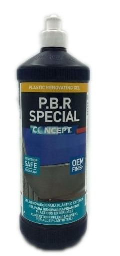 CONCEPT PBR SPECIAL 1L żel renowacja zderzaków