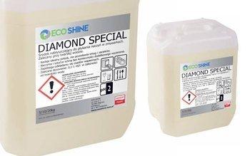 ECO SHINE DIAMOND SPECIAL 10kg nabłyszczacz do zmywarki