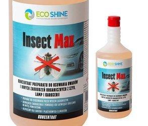 Eco Shine INSECT MAX 1L koncentrat usuwanie owadów