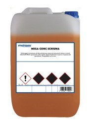 Fraber Mega Conc Schiuma 25kg Odtłuszczacz samochodów maszyn posadzek