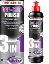 MENZERNA 3in1 One Step Polish poleruje Detailing pasta polerska