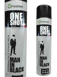 One Shot  MAN IN BLACK 600ml neutralizacja zapachów