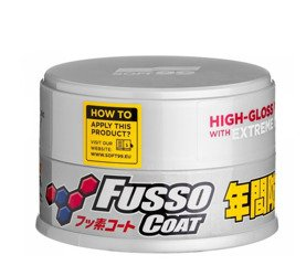 SOFT99 NEW FUSSO COAT 12M WAX LIGHT trwała powłoka