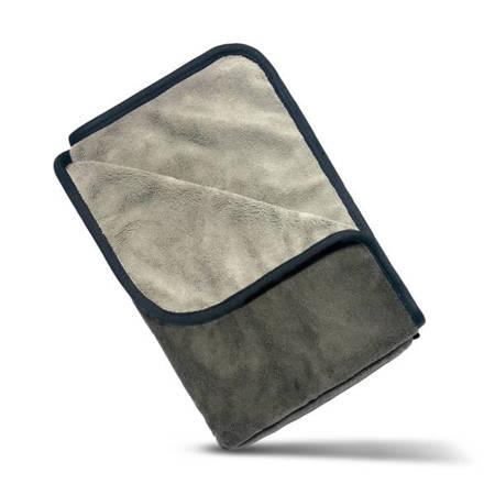 ADBL MR.GRAY Mikrofibra 40x60 600g Szary Ręcznik