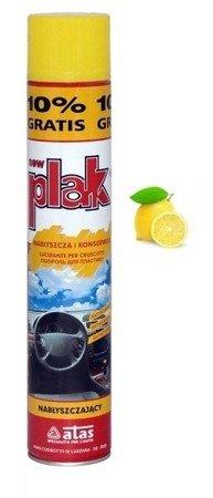 Atas Plak spray BŁYSK 750ml nabłyszczający CYTRYNA