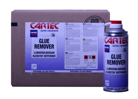 Cartec Glue Remover Usuwanie Kleju i Gumy
