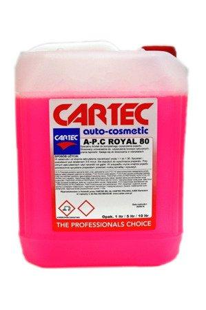 Cartec Royal APC 5L Uniwersalny Środek Czyszczący