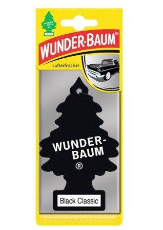 Choinka zapachowa WUNDER-BAUM zawieszka BLACK