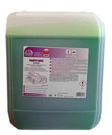 DOLPHIN SHAMPO CAROS 20L szampon do ręcznego mycia do myjek ciśnieniowych aktywna piana