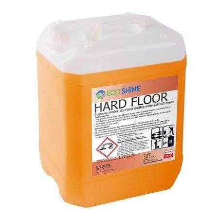 ECO SHINE HARD FLOOR 5L mycie silnie zabrudzonych podłóg