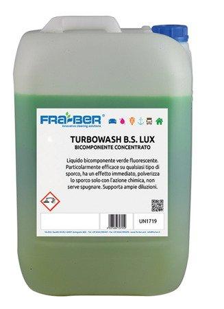 Fraber Turbowash BS LUX 10kg mycie warsztatu podłóg części
