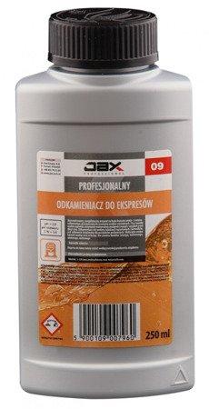 Jax09 Odkamieniacz Ekspresów kamień mleczny 0,25L