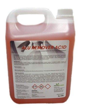 Kenochem ALU REMOVER ACID  mycie aluminium 5L