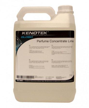 Kenotek Perfume Concentrate  LIME zapach do myjni