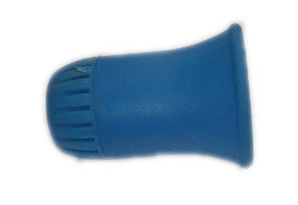 Nakrętka mocowania Osłona dyszy GUMOWA niebieska 1/4 myjnia samochodowa