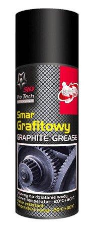 SJD Smar GRAFITOWY 400ml penetruje i konserwuje jest odporny na działanie wody