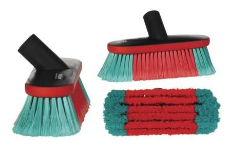 VIKAN 475552 Szczotka do mycia pojazdów miękkie wosie